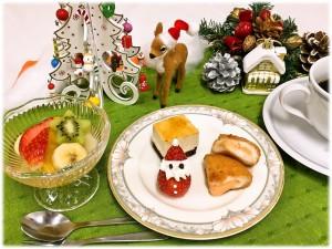 12月 スイーツクリスマス