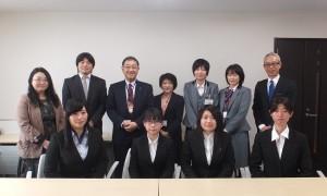 札幌国際大学企業訪問