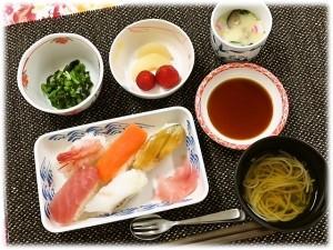 ひな祭り 寿司