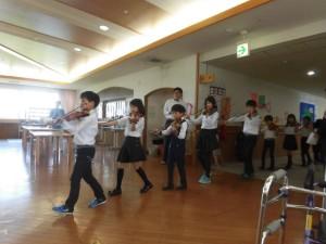 ジュニアオーケストラ 子供達2