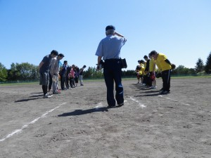 ソフトボール③